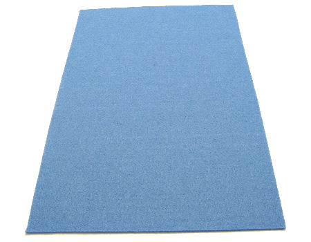 Plancha de fieltro - 3mm espesor 45x30cm Light Blue