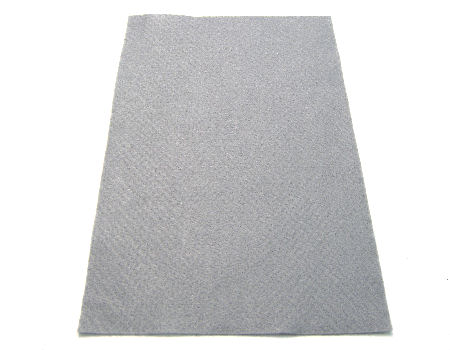 Foille de Feutre Soft - Epaisseur: 1mm 20x30cm Light Grey