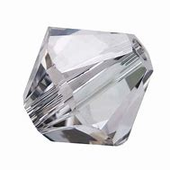 5301 4mm Crystal Silver Shade